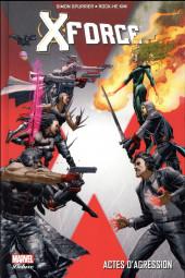 X-Force : Actes d'agression