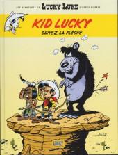Kid Lucky -4- Suivez la flèche