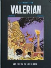 Valérian - La collection (Hachette) -8- Les héros de l'équinoxe