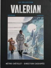 Valérian - La collection (Hachette) -9- Métro Châtelet - Direction Cassiopée
