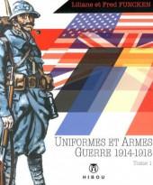 (AUT) Funcken -U6 1a2014- Uniformes et armes Guerre 1914-1918