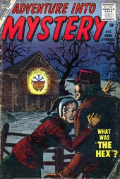 Adventure into mystery (1956) -4- What was the Hex ?