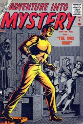 Couverture de Adventure into mystery (1956) -6-