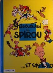 Spirou et Fantasio -1b1962- 4 aventures de Spirou et Fantasio