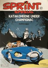 Sprint -57- Katakombene under Champignac