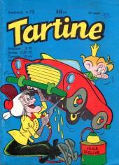 Tartine -75- Numéro75