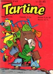 Tartine -45- Le vieux coucou