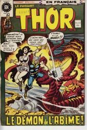 Thor (Éditions Héritage) -13- Le démon de l'abîme