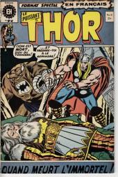Thor (Éditions Héritage) -8- Et Odin meurt !
