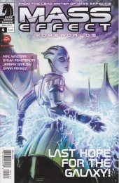 Mass Effect: Homeworlds (2012) -4- Homeworlds 4