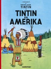 Tintin (en langues régionales) -11Breton- Tintin en amerika