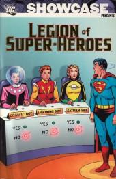 Showcase presents: Legion of Super-Heroes (2007) -INT01- Legion of Super-Heroes volume 1