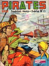 Pirates (Mon Journal) -13- Eric Tête Folle : Le vaisseau fantôme