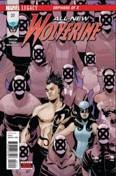 All-New Wolverine (2016) -27- Orphans of X: Part 3
