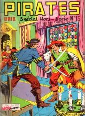 Pirates (Mon Journal) -15- Eric Tête Folle : Et le garçon blanc