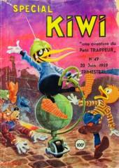 Kiwi -49- Lutte sans merci