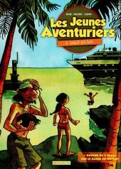 Les jeunes Aventuriers -2- Salut les Îles