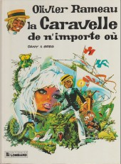 Olivier Rameau -4b'- La caravelle de n'importe où