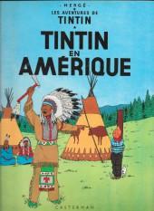 Tintin (Historique) -3C4bis- Tintin en Amérique