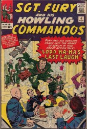 Sgt. Fury and his Howling Commandos (Marvel - 1963) -4-