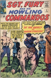 Sgt. Fury and his Howling Commandos (Marvel - 1963) -5-