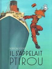 Spirou et Fantasio (Une aventure de / Le Spirou de...) -12ES- Il s'appelait Ptirou