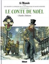 Les grands Classiques de la littérature en bande dessinée -24- Le conte de Noël