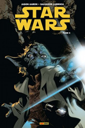Star Wars (Panini Comics - 100% Star Wars) -5- La Guerre secrète de Yoda