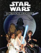 Star Wars (Delcourt / Disney) -INT1- La Trilogie originale