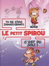 Le petit Spirou (Albums doubles) -6- Tu ne s'ras jamais grand ! / C'est du joli !