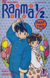 Ranma 1/2 Part 2 (1993) -1- Ranma 1/2 part 2 #1