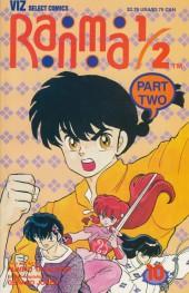 Ranma 1/2 Part 2 (1993) -10- Ranma 1/2 part 2 #10