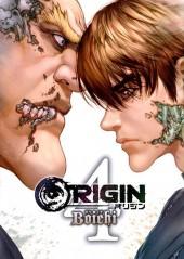 Origin (en japonais) -4- Volume 4