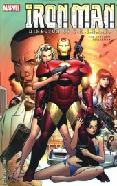Invincible Iron Man (The) (2005) -INT- Director of S.H.I.E.L.D. Complete Collection