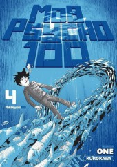 Mob Psycho 100 -4- Tome 4
