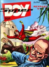 Super Boy (2e série) -119- Station rapace ne répond plus !