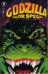 Godzilla Color Special (Dark Horse - 1992) -1- Godzilla Color Special