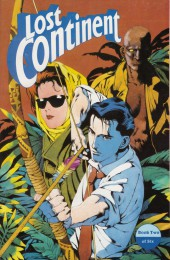 Lost continent (1990) -2- Book Two