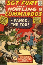 Sgt. Fury and his Howling Commandos (Marvel - 1963) -6-