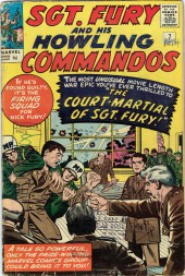 Sgt. Fury and his Howling Commandos (Marvel - 1963) -7-