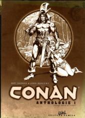 Conan anthologie -1- Conan anthologie 1 (Savage Sword of Conan)