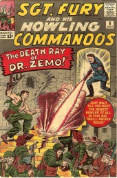 Sgt. Fury and his Howling Commandos (Marvel - 1963) -8-