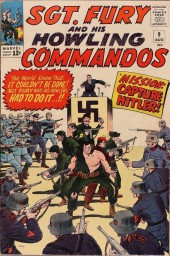 Sgt. Fury and his Howling Commandos (Marvel - 1963) -9-
