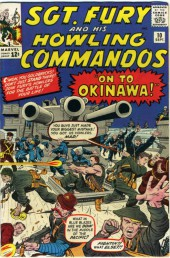 Sgt. Fury and his Howling Commandos (Marvel - 1963) -10-