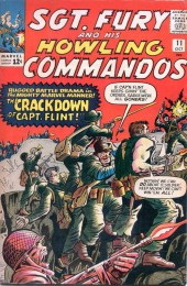 Sgt. Fury and his Howling Commandos (Marvel - 1963) -11-