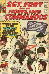 Sgt. Fury and his Howling Commandos (Marvel - 1963) -12-