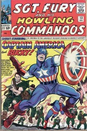Sgt. Fury and his Howling Commandos (Marvel - 1963) -13-