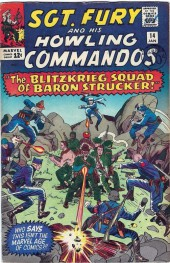 Sgt. Fury and his Howling Commandos (Marvel - 1963) -14-