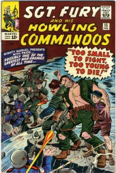 Sgt. Fury and his Howling Commandos (Marvel - 1963) -15-