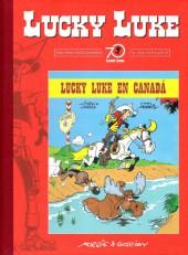 Lucky Luke (Edición Coleccionista 70 Aniversario) -45- Lucky Luke en Canadá